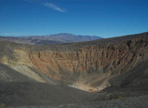 Waiting for Death Valley's Big Bang