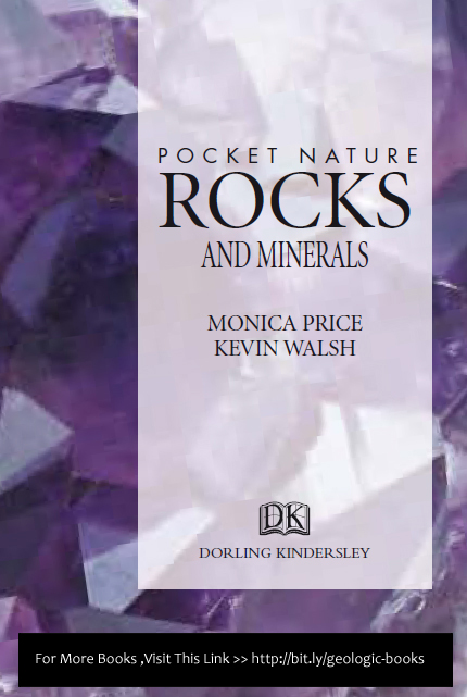 Rocks And Minerals Geology Page