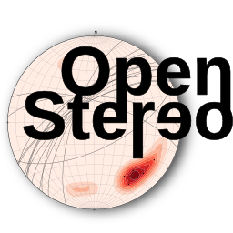 OpenStereo | Geology Page