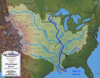 Mississippi River | Geology Page