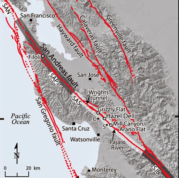 San Francisco's big 1906 earthquake was third of a series ...