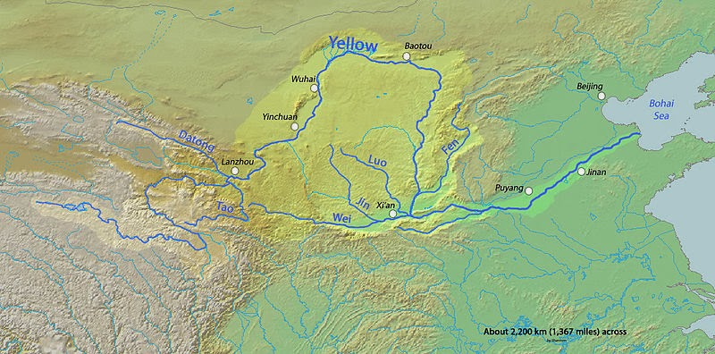 Yellow River | Geology Page