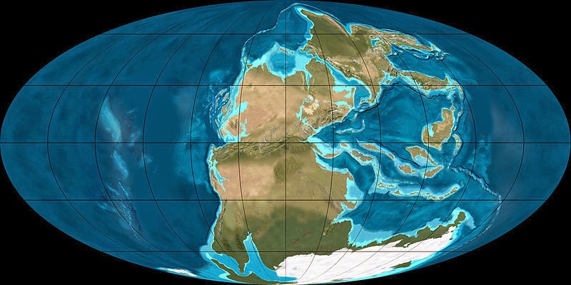 Permian Period   Geology Page