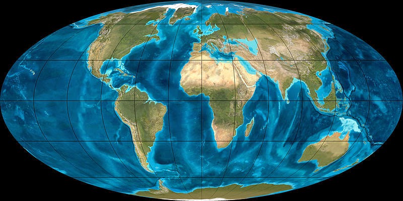 Neogene period geology page miocene 20ma the maps below are mollewide oval globe projections showing global paleogeography for the past 600 million years ron blakey nau geology gumiabroncs Images