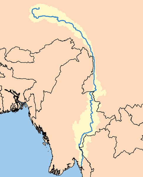 Salween River | Geology Page