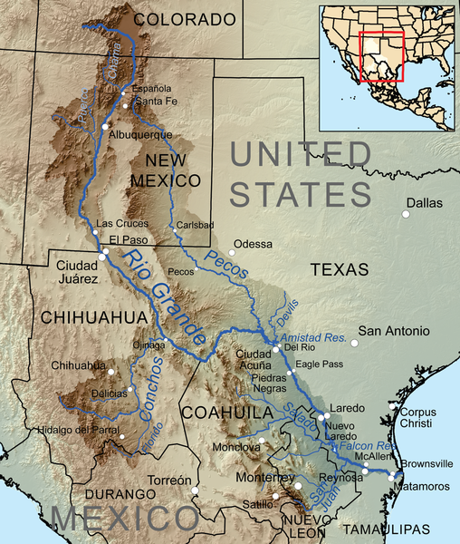 Rio Grande River | Geology Page