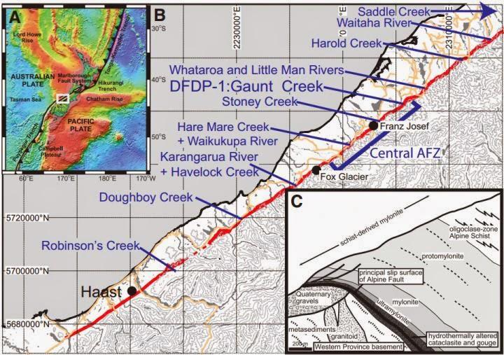 alpine fault earthquake