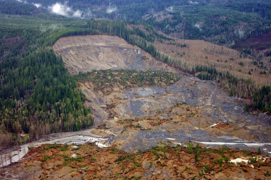 Landslide Geology Page