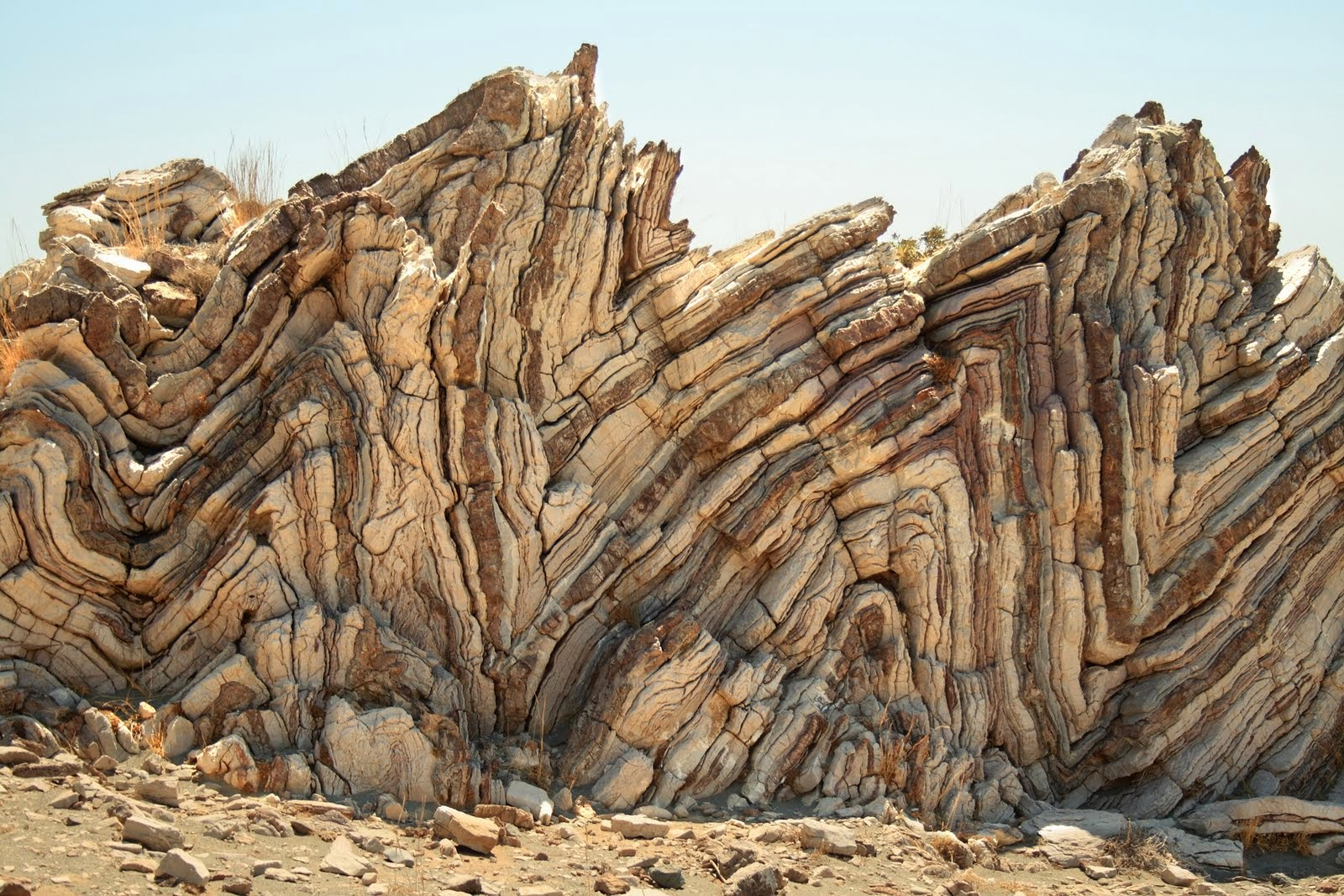 Geological Folds   Geology Page