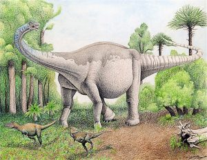 Earth's largest dinosaurs-GeologyPage
