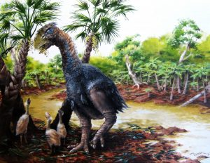 study confirms giant flightless-GeologyPage
