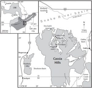 Evidence in the Cassia Hills of Idaho-GeologyPage
