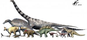 How many dinosaurs were-GeologyPage