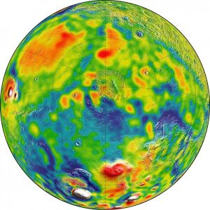 New gravity map gives-GeologyPage