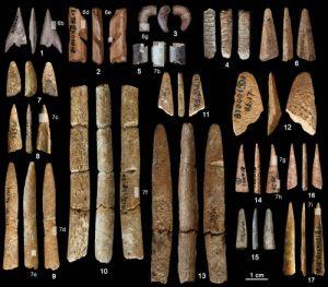 Paleolithic bone tools-GeologyPage