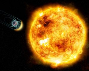 Young sun-like star shows-GeologyPage