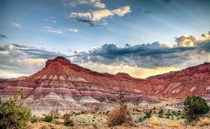 The Paria Mountains, United States
