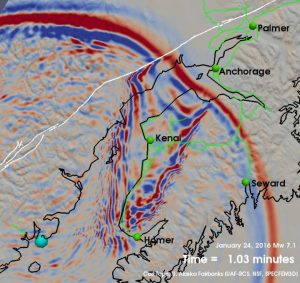 Alaskan seismologists re-evaluate-GeologyPage