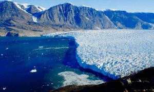 Ice loss accelerating in Greenland-GeologyPage