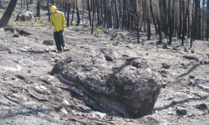 Post-wildfire erosion can be-GeologyPage