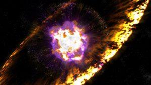 Supernovae showered Earth-GeologyPage