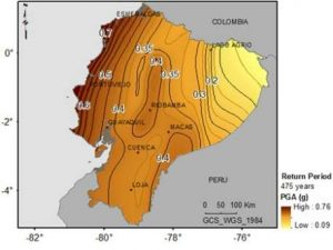 The seismic risk of Ecuador-GeologyPage