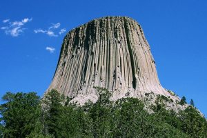 Devils Tower. Photo Copyright: Wikipedia
