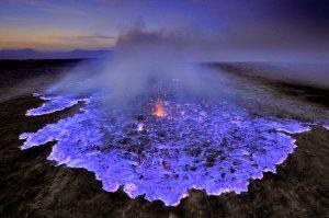 Blue Lava Ijen volcano-GeologyPage