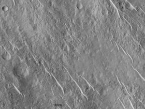Mars' surface revealed-GeologyPage