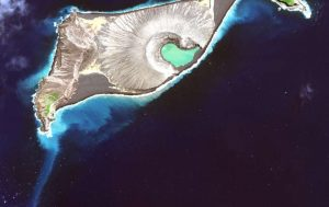 Scientists map a new island volcano-GeologyPage