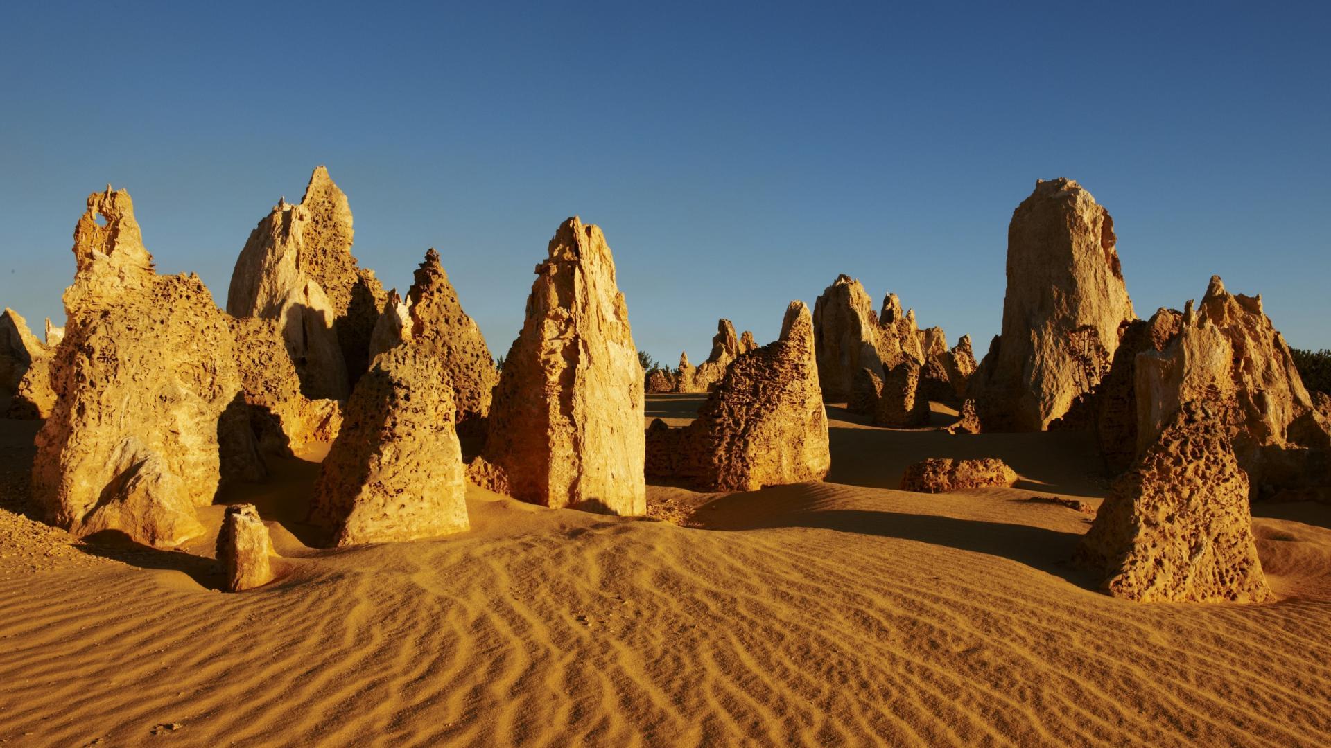 "The Pinnacles ""Western Australia"" | Geology Page"