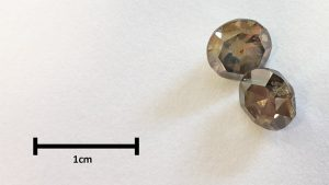 Ultra-thin slices of diamonds-GeologyPage