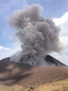 Volcanoes get quiet-GeologyPage
