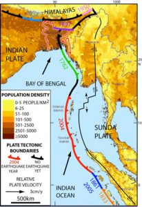 A giant quake may lurk-GeologyPage