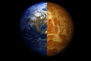 Lush Venus Searing Earth-GeologyPage