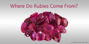 Where Do Rubies Come From