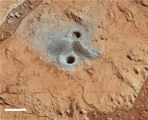 Veins on Mars were formed-GeologyPage