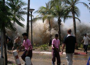 Sumatra, Indonesia - 26 December 2004