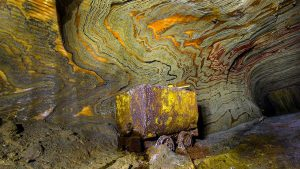 Psychedelic Salt Mine 1
