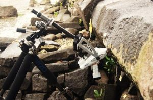 The pXRF was used on islets across the site of Nan Madol and intensively on the islet of Nandauwas. Credit: Mark McCoy