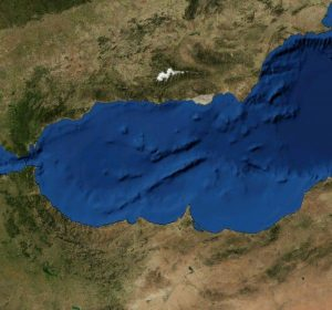 Two sea bed loggings from the Alboran Sea have been analyzed at very high resolution and have allowed to reconstruct climate and oceanographic conditions as well as anthropogenic influence in the westernmost region of the Mediterranean Sea over that period. Credit: UGRdivulga