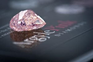 Australia's largest pink diamond Source: Rio Tinto