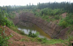 Biggest, Deepest and Devastating Sinkholes around the World