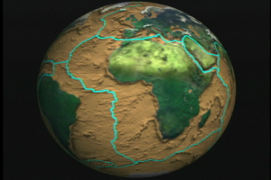 Representative Image: HoloGlobe: Tectonic Plate Boundaries on a Globe Credit: NASA Scientific Visualization Studio