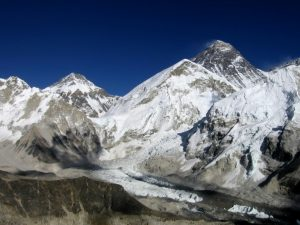 Nepal is home to some 3,000 glacial lakes. Credit: AFP/Subel Bhandari