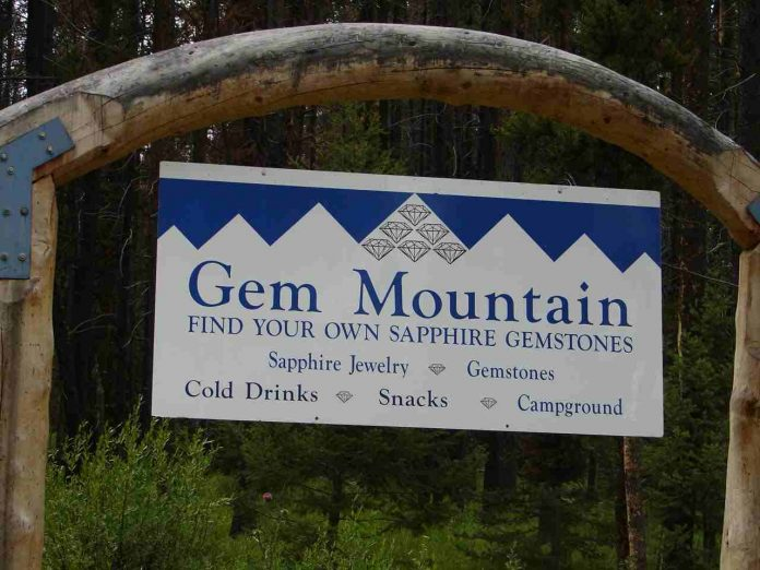 Top Spots For Gem Hunting In The Us Geology Page