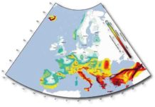 European Seismic Hazard Map