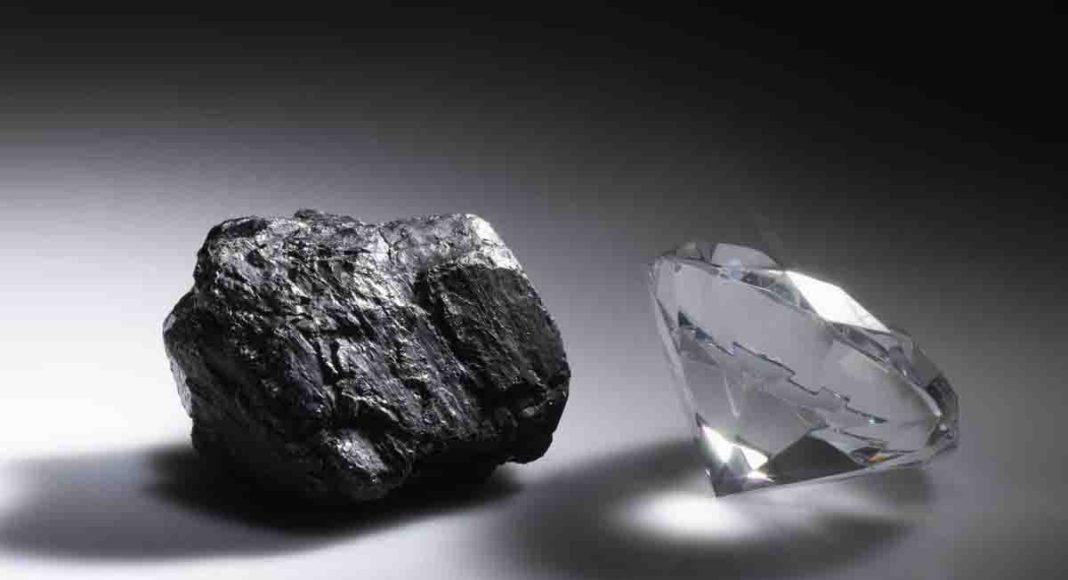 Graphite & Hexagonal Diamond