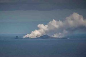 Bogoslof volcano