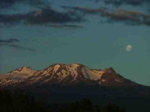 Ruapehu Volcano